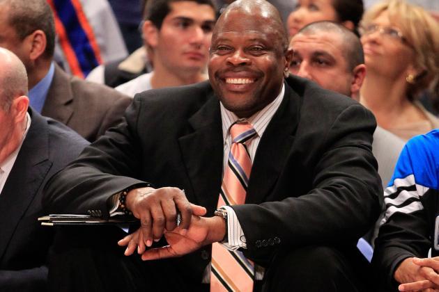 Michael Jordan May Hire Old Foe Patrick Ewing as Bobcats Head Coach