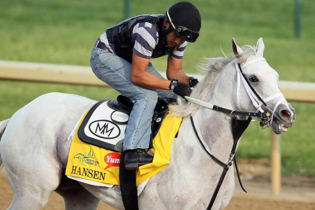 Kentucky Derby 2012: Derby Disappointments with Something to Prove at Preakness