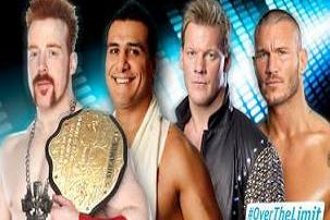 WWE: Over the Limit Fatal 4-Way Heavyweight Championship Breakdown: Sheamus
