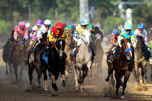 2012 Kentucky Derby Results: Underwhelming Horses That Will Improve at Preakness