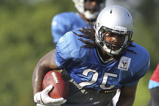 Mikel LeShoure Will Lead the Detroit Lions' Backfield to Greatness in 2012-13