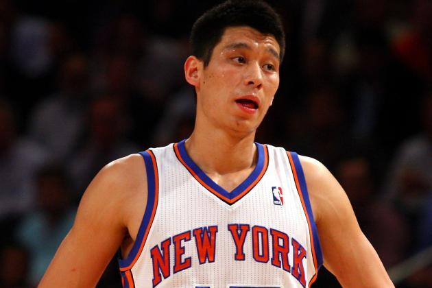 Jeremy Lin Injury: Updates on New York Knicks Star's Hurt Knee