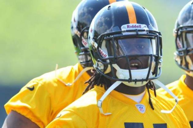 Steelers' 3rd Round Pick LB Spence Impresses in Rookie Minicamp