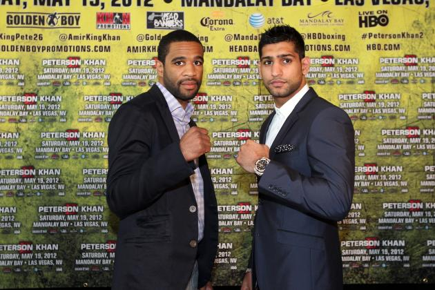 Amir Khan vs. Lamont Peterson: Rematch Still on Despite Positive Drug Test