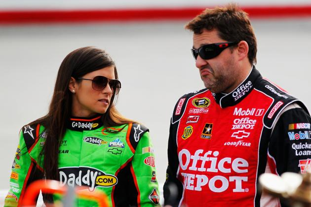 Are Danica Patrick and Tony Stewart Getting Special Treatment from NASCAR?
