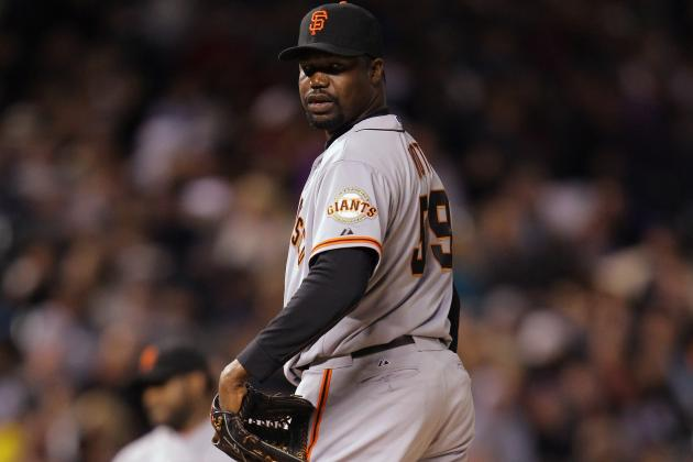 Guillermo Mota: Could San Francisco Giants Pitcher's Suspension Be Reversed?