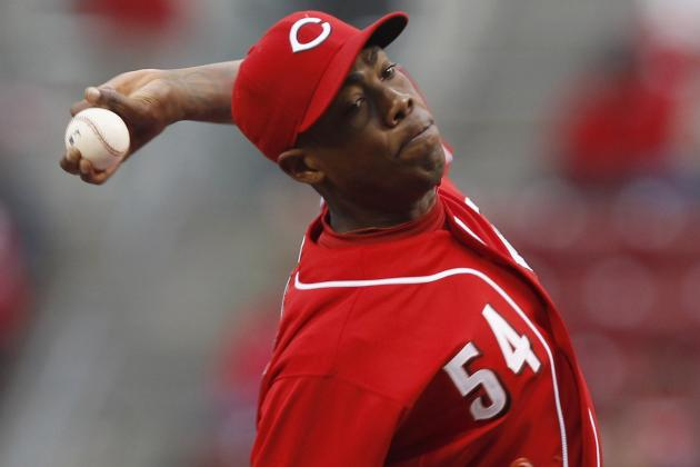 Aroldis Chapman: Time for Cincinnati Reds Lefty to Have a Defined Role