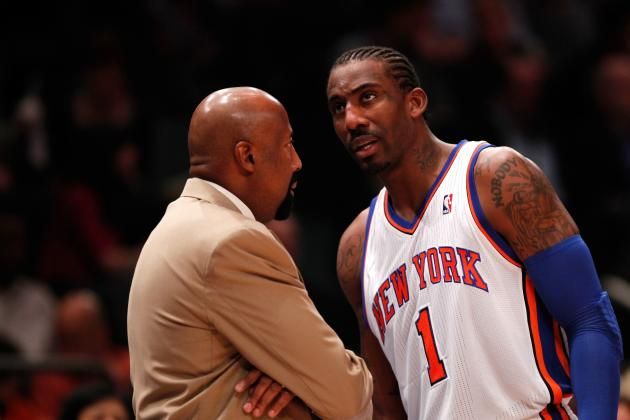 New York Knicks Must Retain Amar'e Stoudemire to Make Another Playoff Run