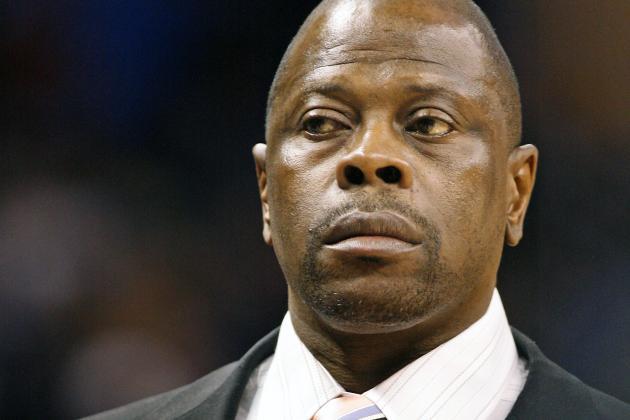 NBA Rumors: Patrick Ewing Needs to Say No If Offered Bobcats Job