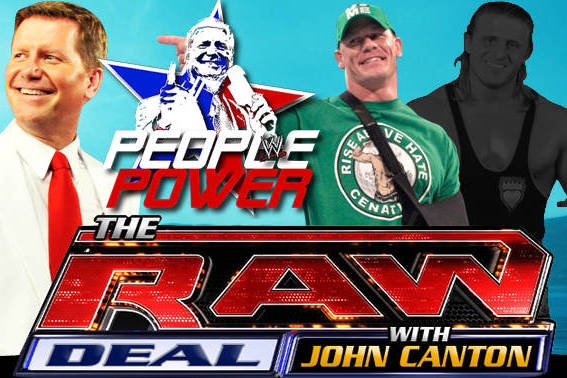 WWE Raw Deal May 7: Good Guys Learn Don't Cross the Boss
