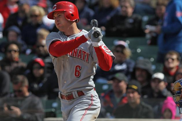 Cincinnati Reds: The Legend of Drew Stubbs: The Fall of the Five-Tool Star