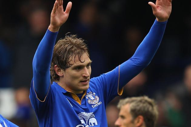 Roberto Martinez and Nikica Jelavic Win Monthly Awards