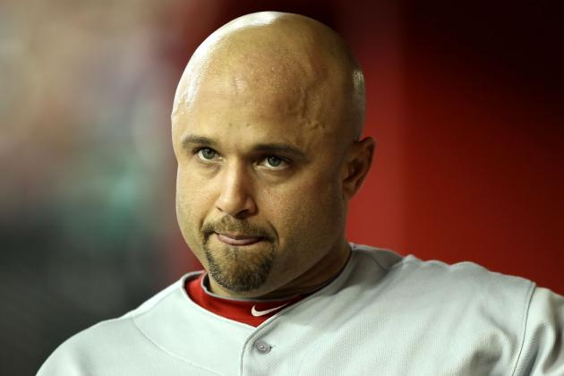 Phillies Trade Rumors: Team Must Stick with Placido Polanco in Weak Trade Market