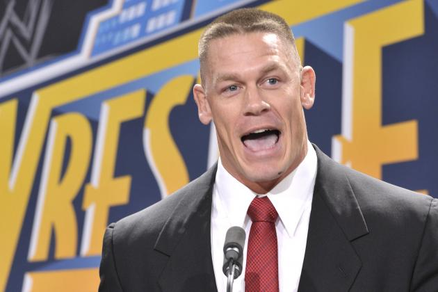 WWE over the Limit 2012: Why Super Cena Must Lose at May PPV