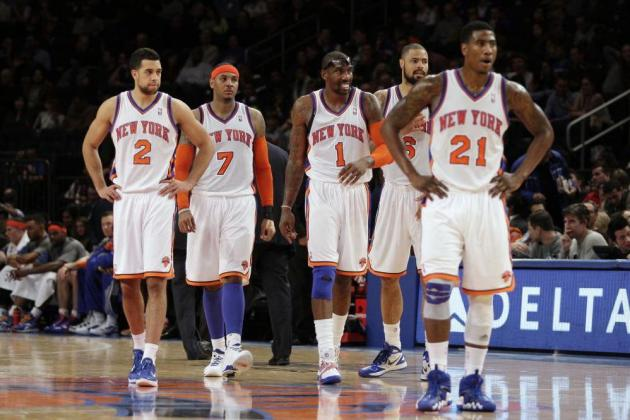 2012 NBA Playoffs: New York Knicks Have the Pieces, Need Time to Make It Work