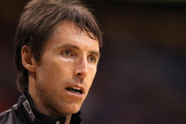 Steve Nash Named General Manager of Canada Basketball's Men's Team