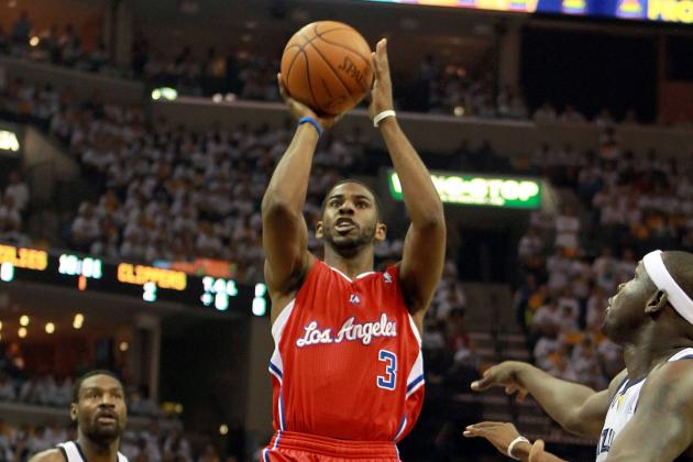 NBA Playoffs 2012: Chris Paul's Game Continues to Leave Us in Awe