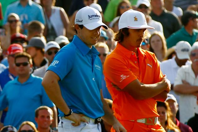 Friendly Rivalry: Rory and Rickie Rise to the Top