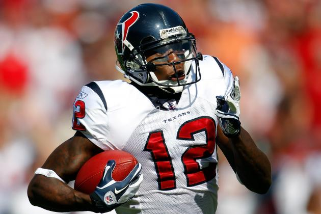 Baltimore Ravens Sign Free Agent WR Jacoby Jones to 2 Year Deal