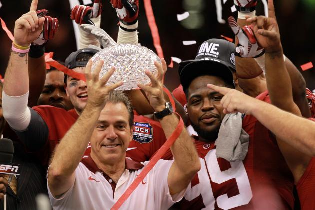 Alabama Football: 4-Team Playoff Won't Stop SEC's Dominance