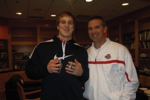 Ohio State Football: 4-Star LB Alex Anzalone Still Considering the Buckeyes