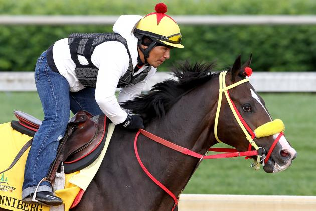 Trinniberg's Preakness Stakes 2012 Participation Depends on Bodemeister