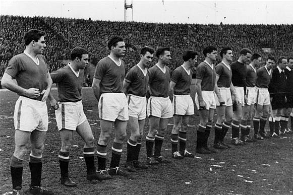 Manchester United History: 1957-1969