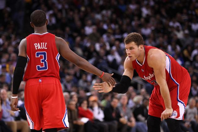 Blake Griffin, the Los Angeles Clippers and Flopping