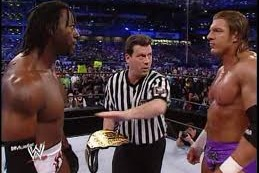 WWE Retro Perspective: Triple H vs. Booker T at WrestleMania XIX
