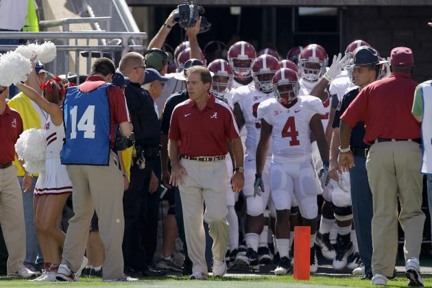 "Alabama Football: ""Saban Effect"" Gives Tide Players an Edge in NFL Draft"