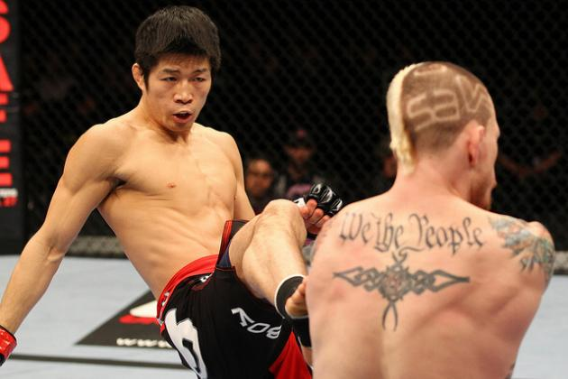 UFC: Why Hatsu Hioki Should Have Taken a Title Fight with Jose Aldo