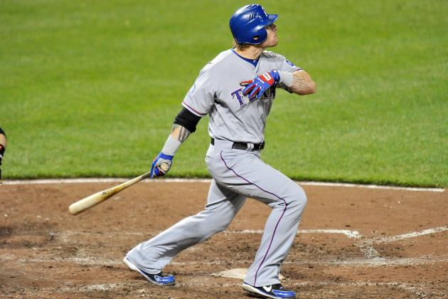 Josh Hamilton Hits 4 Home Runs: Why He Is the Best Hitter in Baseball