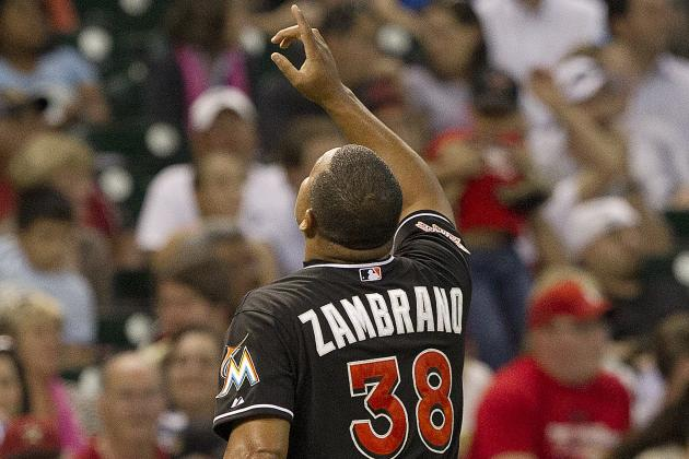 Miami Marlins: How Carlos Zambrano Has Turned It All Around