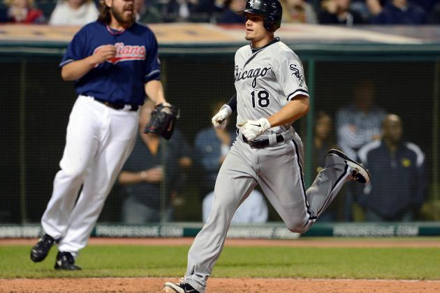 Chicago White Sox Blow Lead but Rescued by Alex Rios' Triple in 10th