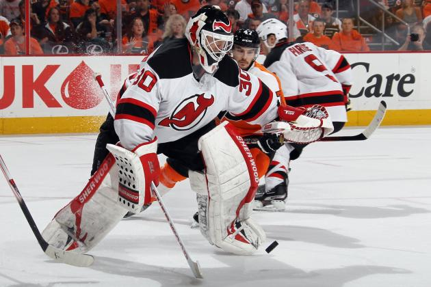 Martin Brodeur Shows Glimpses of Old Self