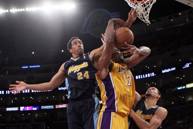 Andrew Bynum Continues to Test the Boundaries
