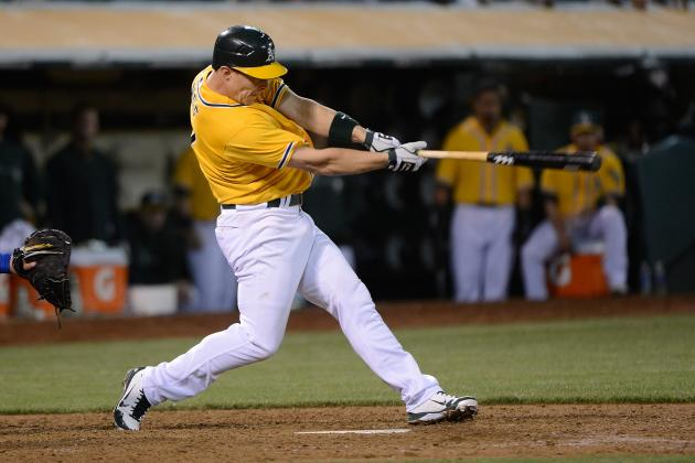 Game 30 Recap: Brandon Inge Grand Slam Lifts A's to 7-3 Win