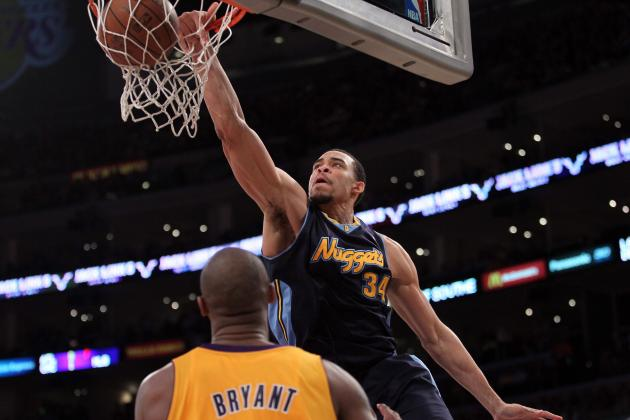 JaVale McGee, Andre Miller Power Nuggets to Improbable 102-99 Win over Lakers
