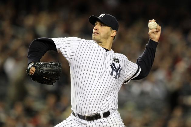 New York Yankees: Predicting How Andy Pettitte Will Do for the Bombers in 2012
