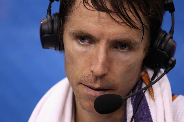 Steve Nash Named GM of Canada National Team: Audition for Life After Playing?