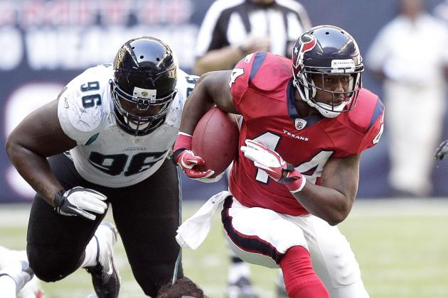 The 7 Best Running Back Handcuffs in 2012 Fantasy Football