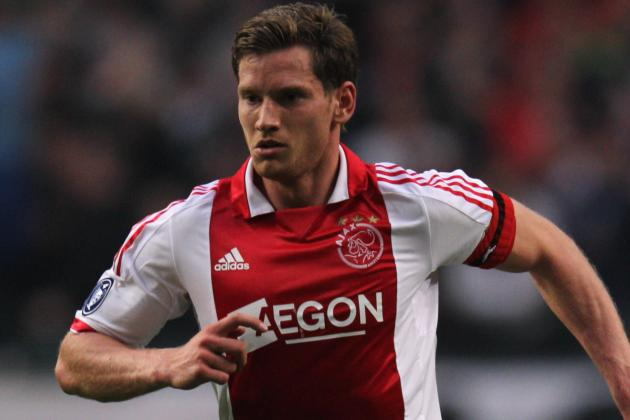 Jan Vertonghen Prefers Tottenham Hotspur to Arsenal