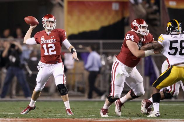 2013 NFL Draft: Whom Might the Dallas Cowboys Pick in the First Round?