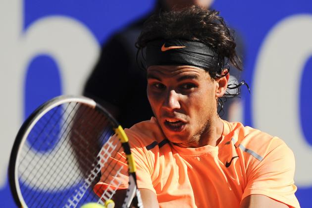 2012 Madrid Masters: Rafael Nadal Faces Nikolay Davydenko