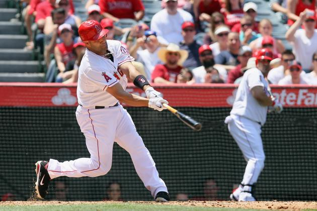Albert Pujols' Cold Start: LA Angels Slugger Needs to Rediscover Right Field