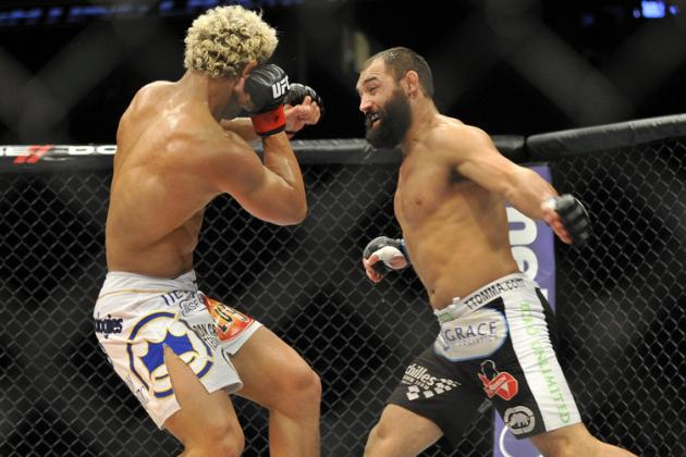 Josh Koscheck Thinks He Beat Johny Hendricks, and I Do Too