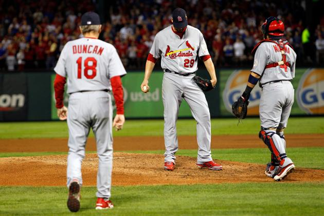 Was Dave Duncan Overrated as Cardinals Pitching Coach?
