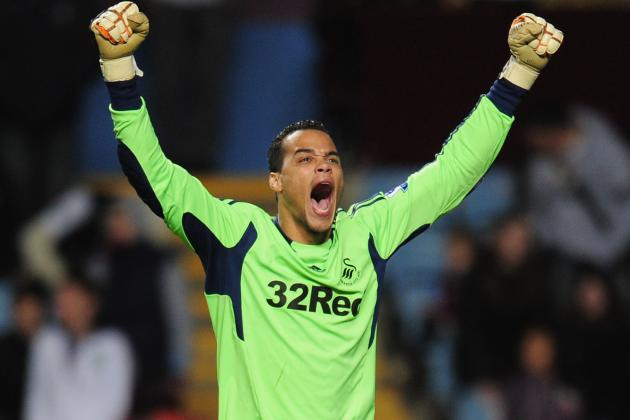 Arsenal Transfer News: Michel Vorm Would Be Terrific Addition for Gunners