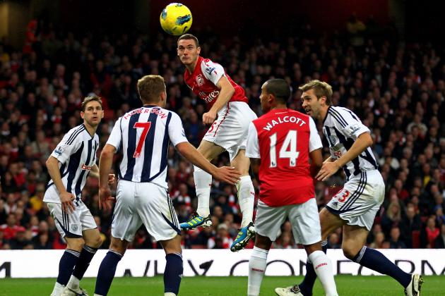 West Bromwich Albion vs. Arsenal: Preview, Live Stream, Start Time and More