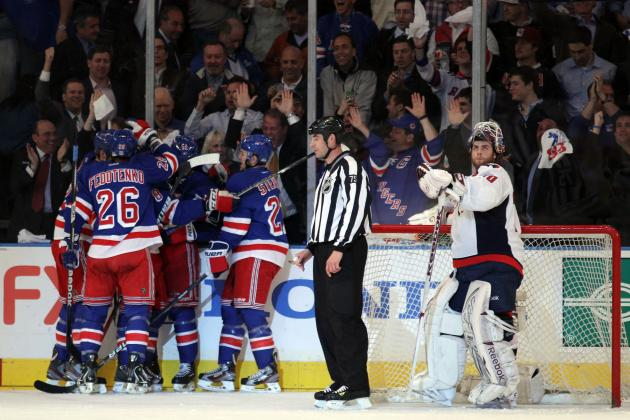 2012 NHL Playoffs: New York Rangers vs. Washington Capitals Game 6 Preview